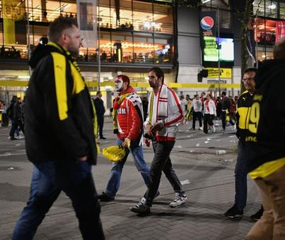 Dortmund attack probe: Germany detains suspect with Islamist background