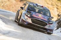 Motorsport: Ogier holds on to win in Monte Carlo