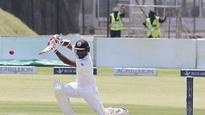 Karunaratne ton pushes Zimbabwe into a corner in first Test