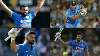 India vs Australia: From Rohit to Dhoni, here's how Indian players fared in the ODI series