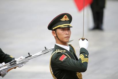 The Chinese don't want to fight a war
