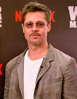 An encounter with Brad Pitt: On screen and off it
