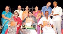 Ramaagovinda Puraskar-2016 presented in city