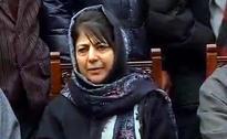 Sonia Gandhi, Nitin Gadkari To Visit Mehbooba Mufti In Srinagar Today