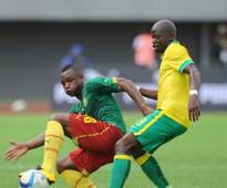 Bafana fall short in Cameroon