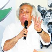 Take Mahanadi issue to PM: Ramesh