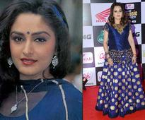 Then and now: Jaya Prada is a stunner forever