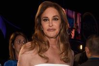 Caitlyn stuns in a white mini-dress at ESPY Awards
