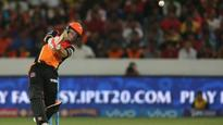 'Williamson was going to play initially' - Warner