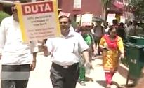 Delhi University Teachers Hold Protest March Over New Norms, 600 Detained