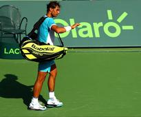 Andy Murray Wins But Rafael Nadal Out in Miami Health Scare