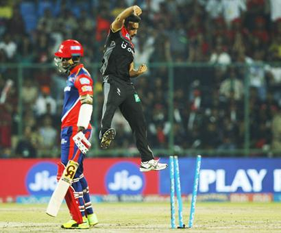 IPL PHOTOS: RCB record consolation win against Delhi Daredevils