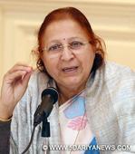 Bhagwant Mann will not attend LS till Dec 9 : Sumitra Mahajan