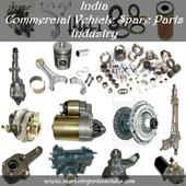 India Commercial vehicle spare parts Industry