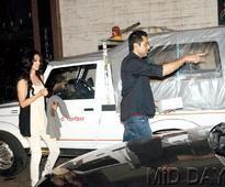 Spotted: Abhay Deol with his girlfriend Preeti Desai