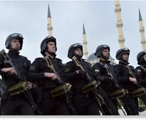 Russia reportedly deploying Chechen special forces battalions to Syria