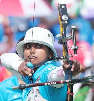 Archer Deepika equals World record in Shanghai