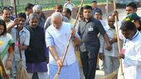 Govt spent over Rs 6,500 crore on Swachh Bharat in 2015-16