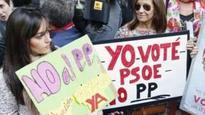 Spain Socialist leader Pedro Sanchez faces key party vote