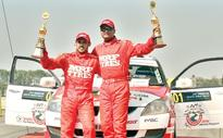 Ghosh-Naik corner glory in South India rally