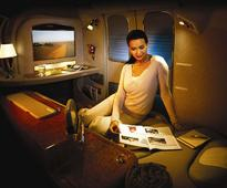 Emirates to launch new luxury first class A380 suites next year