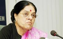 As Modi government turns 2, Girija Vyas questions achievements of NDA govt