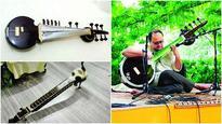 Musician Somjit Dasgupta is custodian of a stringed heritage