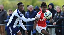 Jonathan Leko signs professional West Bromwich Albion contract