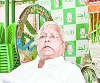 Lalu red flag for old guard
