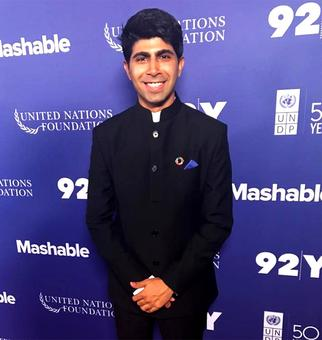 Anti-hunger hero Ankit Kawatra to get Queen's honour