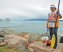 Henriette, 75, all set for adventurethon