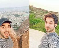 A visit to Nahargarh Fort, Ravindra Manch for this Jaipur actor on Diwali