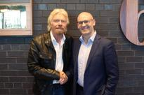 Branson unites with brokers down under