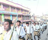 RSS in show of strength