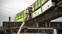 Mumbai Monorail project misses another deadline
