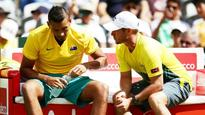 Kyrgios can win back the public, says Hewitt