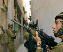 Israeli Forces Carry Out Large-Scale Arms Raid in West Bank