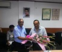 Sovan Chakrabarty Elected As Chairman Northern Region Fertiliser Association Of India
