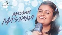 Indian Idol Junior Ananya releases her debut single, Mausam Mastana