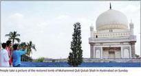 Quli Qutub Shah Tomb set to be open to public today