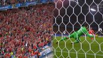 Wales stun Belgium and advance to Euo 2016 semi-final