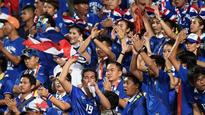Thailand FA bans cheering at World Cup qualifier