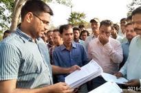 Odisha officials on strike, demand action against police officer