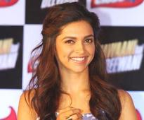 Deepika Padukone stays positive with her million watt 'magical' smile