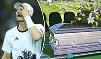 Andy Murray misses his grandfather's funeral to play for Great Britain