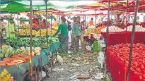 Garbage and poly bags: MC-run apni mandis remain a mess