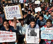 SSC paper leak: Chairman recommends CBI probe as thousands protest in Delhi