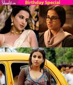 Kahaani, The Dirty Picture, Parineeta  5 best roles that only Vidya Balan can pull off