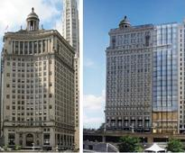 Oxford Capital Group And Angelo, Gordon Announce The $315 Million Sale And 25 Year Lease-Management Back Agreement Of Iconic LondonHouse Chicago Hotel With Union Investment