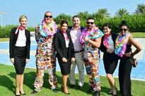 Party in the sky like Kris Fade, Big Rossi and Priti Malik with Falcon Aviation